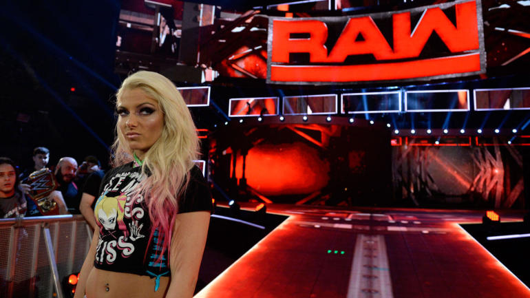 From unlikely call-up to breakout star, Alexa Bliss has ...
