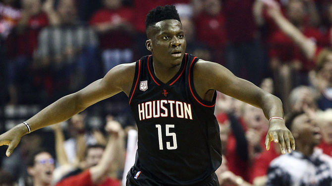 b40120b2e23 Rockets  Clint Capela helps flood victims in Houston by tweeting ...