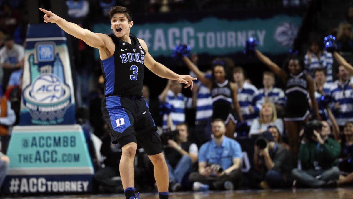999481efa9f Grayson Allen opts to return to Duke, but at what cost and what does he have  to gain? - CBSSports.com