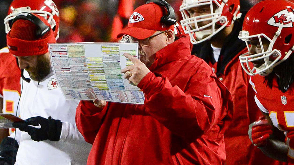 Here's why the Chiefs might've been given the friendliest schedule in the NFL
