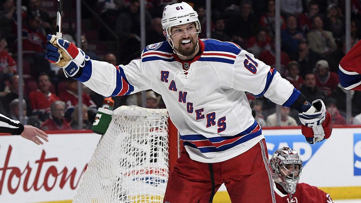 66bbfc06250 NHL trade deadline: Rangers' Rick Nash headed to Bruins in blockbuster deal  - CBSSports.com