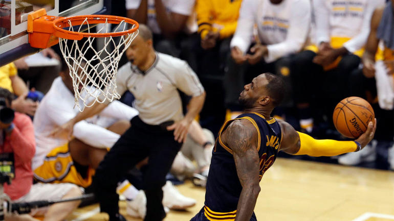 Cavs stun Pacers with biggest second-half comeback in NBA playoff history