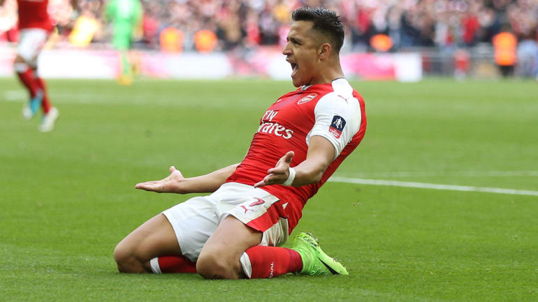 Alexis sanchez mesut ozil emre can and others who could be on alexis sanchez mesut ozil emre can and others who could be on the move in the transfer window cbssports stopboris Images