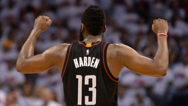 NBA Playoffs 2017: How James Harden's Rockets keep coming ...