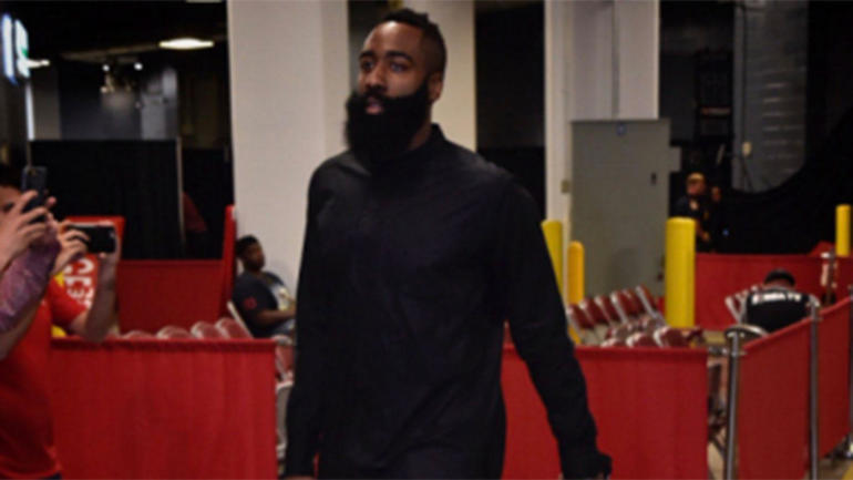 Look Rockets Wear All Black To Game 5 Appear To Dress For A