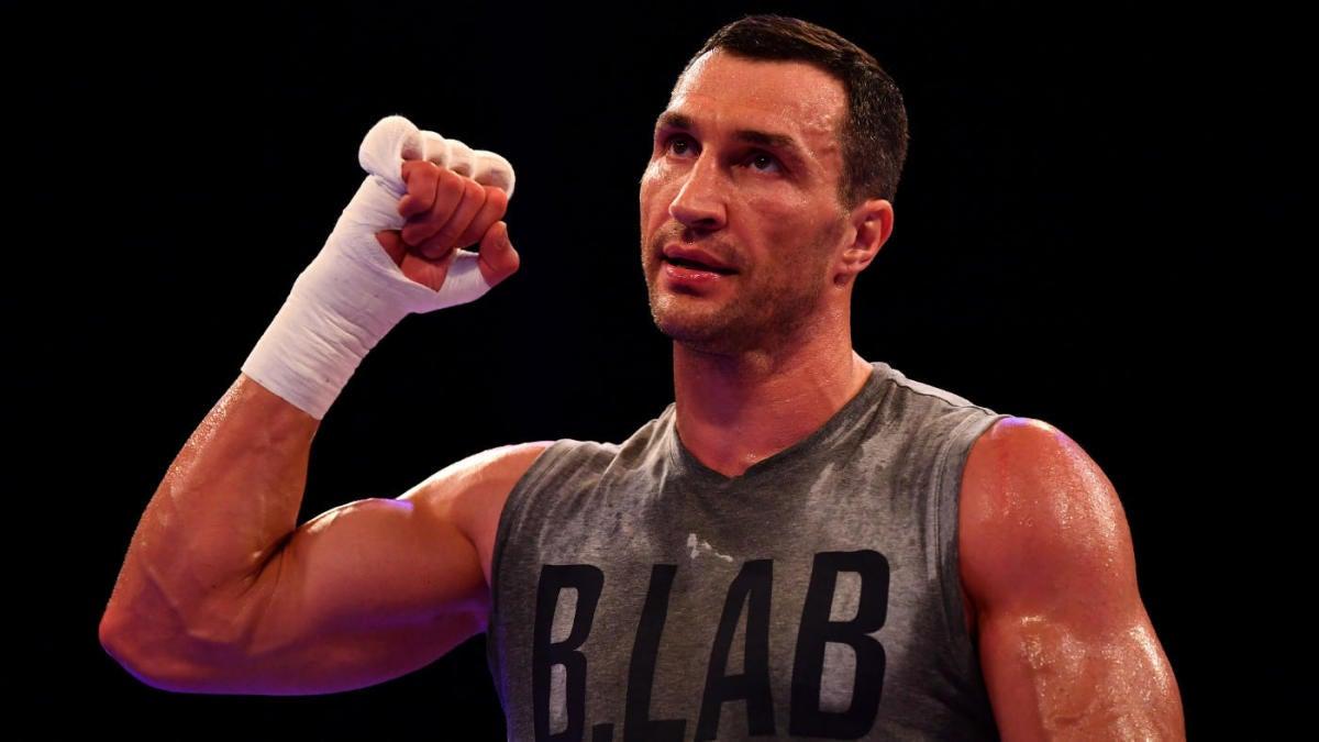 Former heavyweight champion Wladimir Klitschko retires from boxing