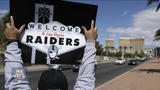 There's now a 'distinct possibility' that Raiders' Vegas move is delayed until 2021