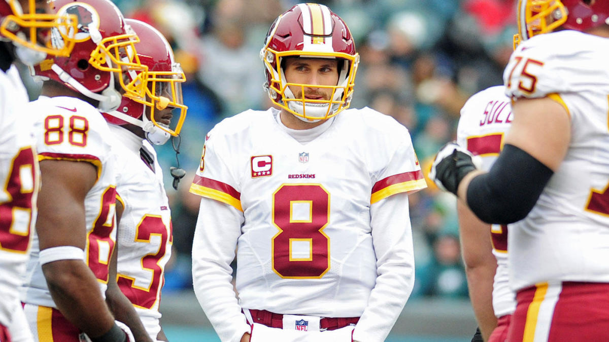 49d8130f6 Bruce Allen: Redskins offered Kirk Cousins $53 million, but he prefers franchise  tag - CBSSports.com