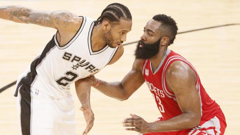 Spurs-rockets