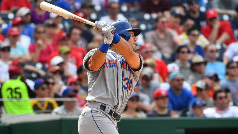 Michael Conforto is doing everything he can to stay in the ...