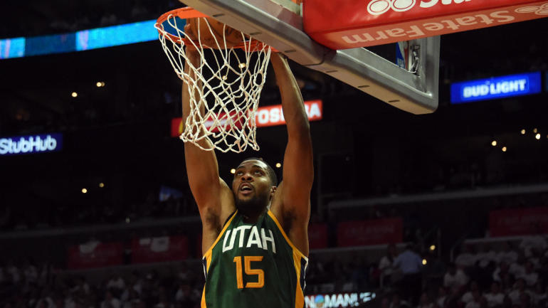 NBA Playoffs: Jazz prevail in Game 7 to end postseason drought, Clippers