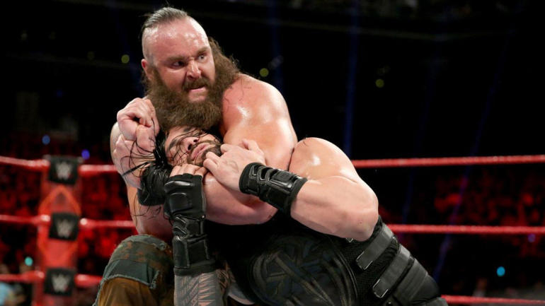 Braun Strowman puts over Roman Reigns in major way during wide-ranging interview
