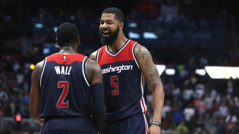 Wizards' Markieff Morris throws shade at Celtics, declaring 'Boston has never be...