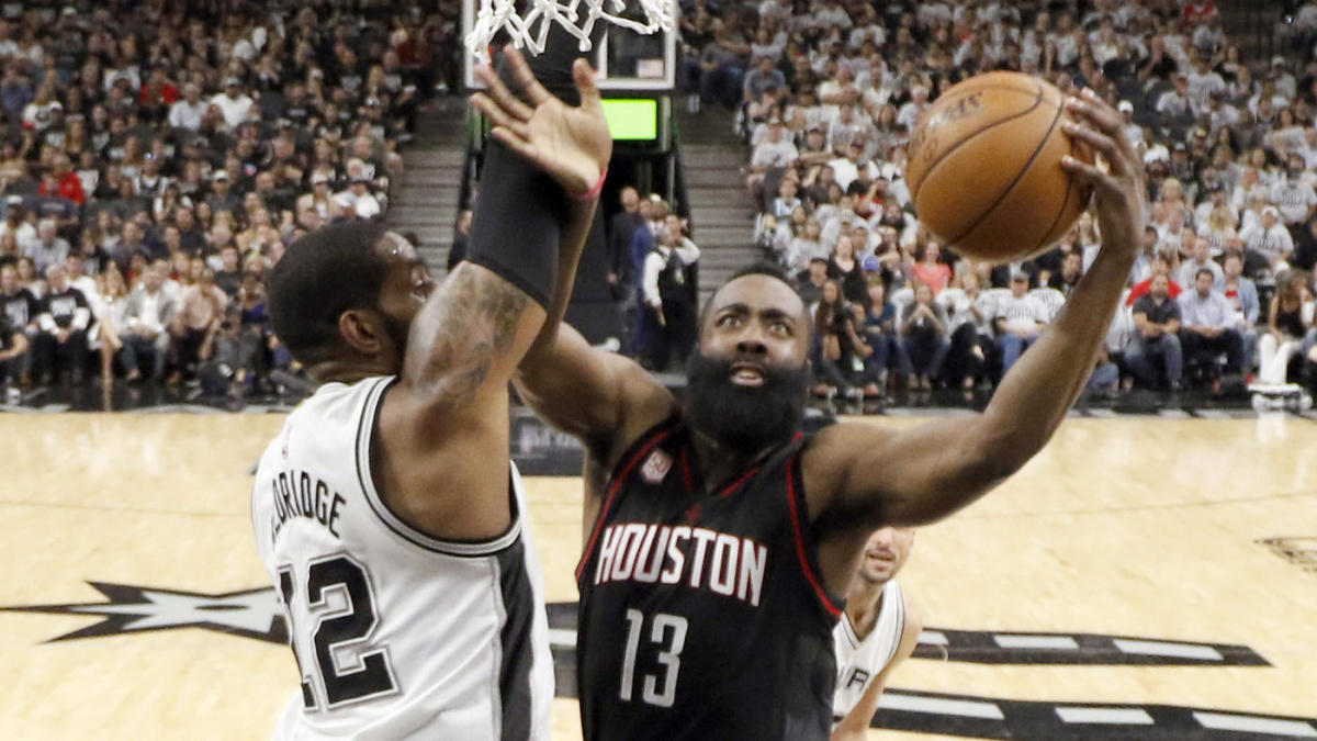 Rockets-Spurs: Houston wins the matchups, and the game, it wasn't supposed to