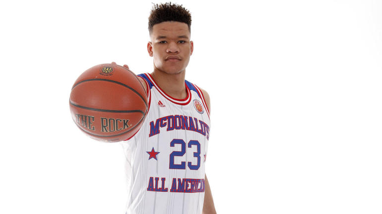 Uk Basketball: McDonald's All-American Kevin Knox Adds To Kentucky's