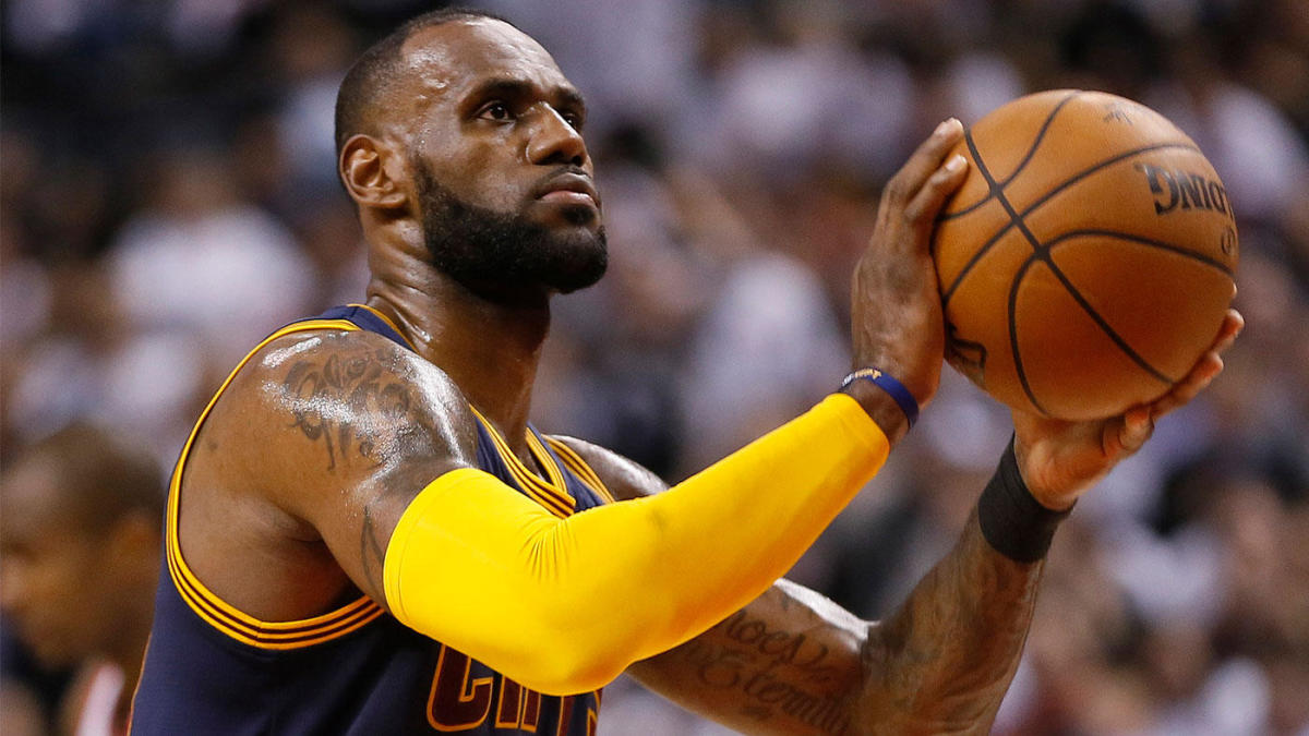 LeBron James on NBA legacy: 'There isn't anything I have left to prove'