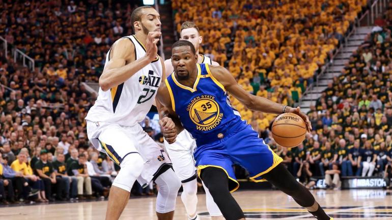 c0ff436a314c Warriors-Jazz  Kevin Durant gets angry