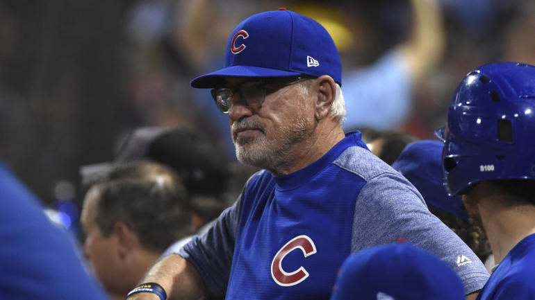 Cubs slump reaches new low after being swept by the Padres in San Diego
