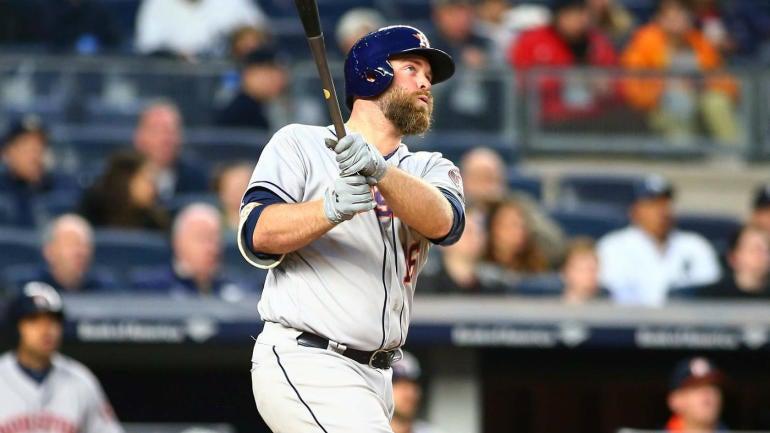 MLB Friday scores, highlights, updates, news: Astros take ...