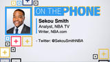 Tiki and Tierney: Sekou Smith talks Zaza Pachulia