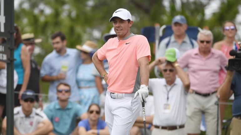 Rory Mcilroy Re Injures Rib Faces Decision About Bmw Pga