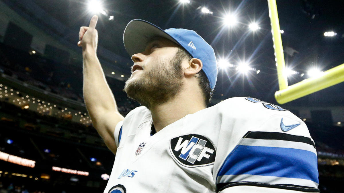 Agent's Take: Here's why Matthew Stafford could retire as NFL career
