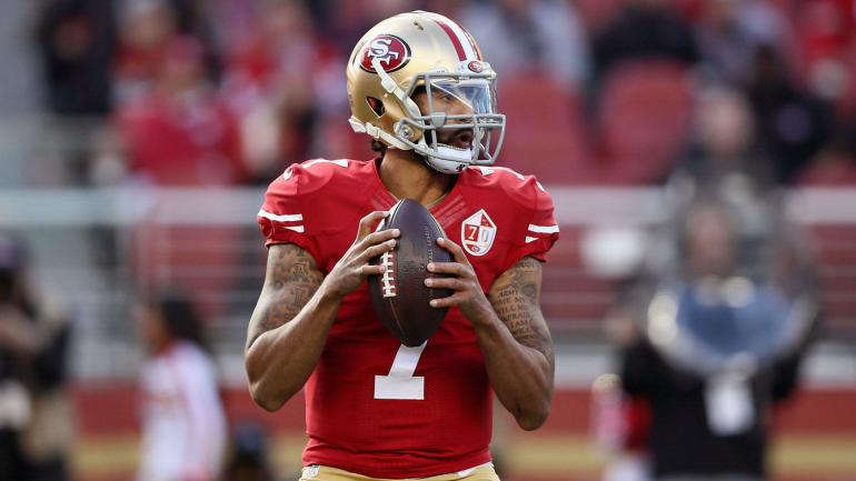 a7bb150027d The 49ers would ve cut Colin Kaepernick if he hadn t opted out of his  contract - CBSSports.com