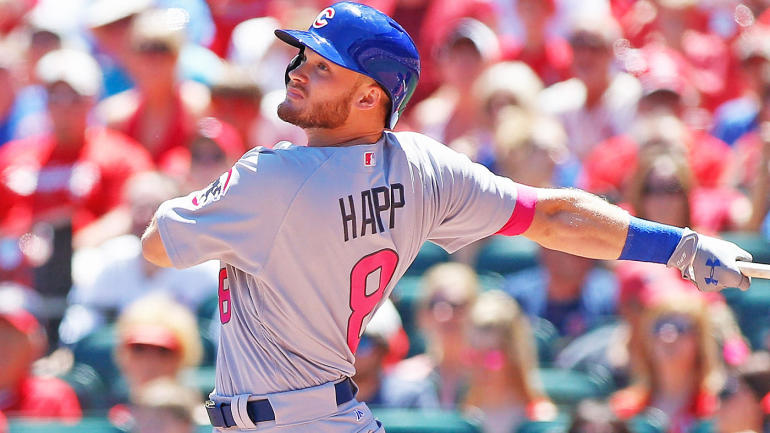 Fantasy Baseball Waiver Wire: Ian Happ keeps hitting while ...