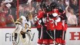 Senators blitz Pens in first period, take 2-1 series lead