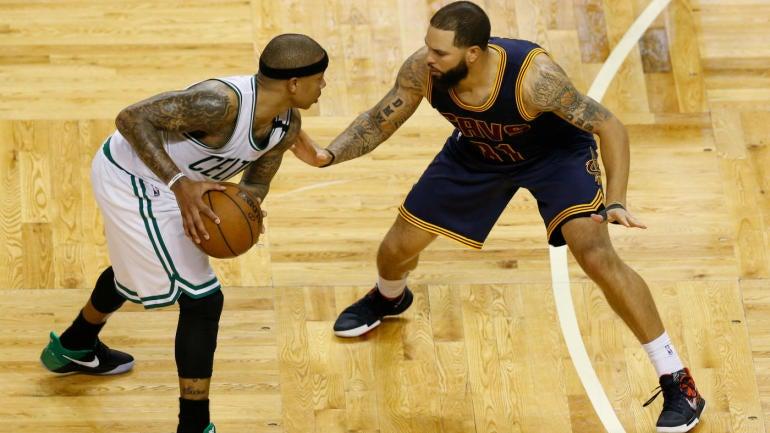 NBA Playoffs: Improved Cavs defense posing problems for Celtics' Isaiah Thomas