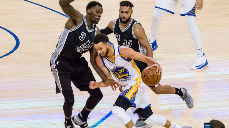 Warriors vs. Spurs Game 3: How to watch, live stream Western Conference finals online, TV channel, start time