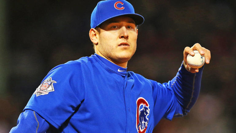 Fantasy baseball position eligibility update: Anthony Rizzo about to change everything at second base