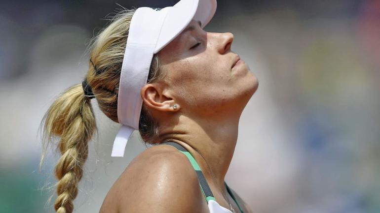 Angelique Kerber calls Bianca Andreescu, 18, 'drama queen' after losing to her twice in one week