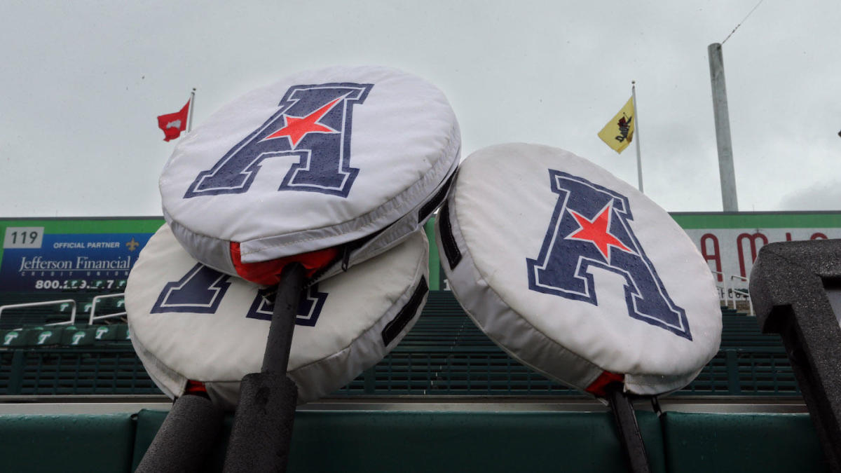 AAC announces revamped scheduling format for 2020, 2021 college football seasons