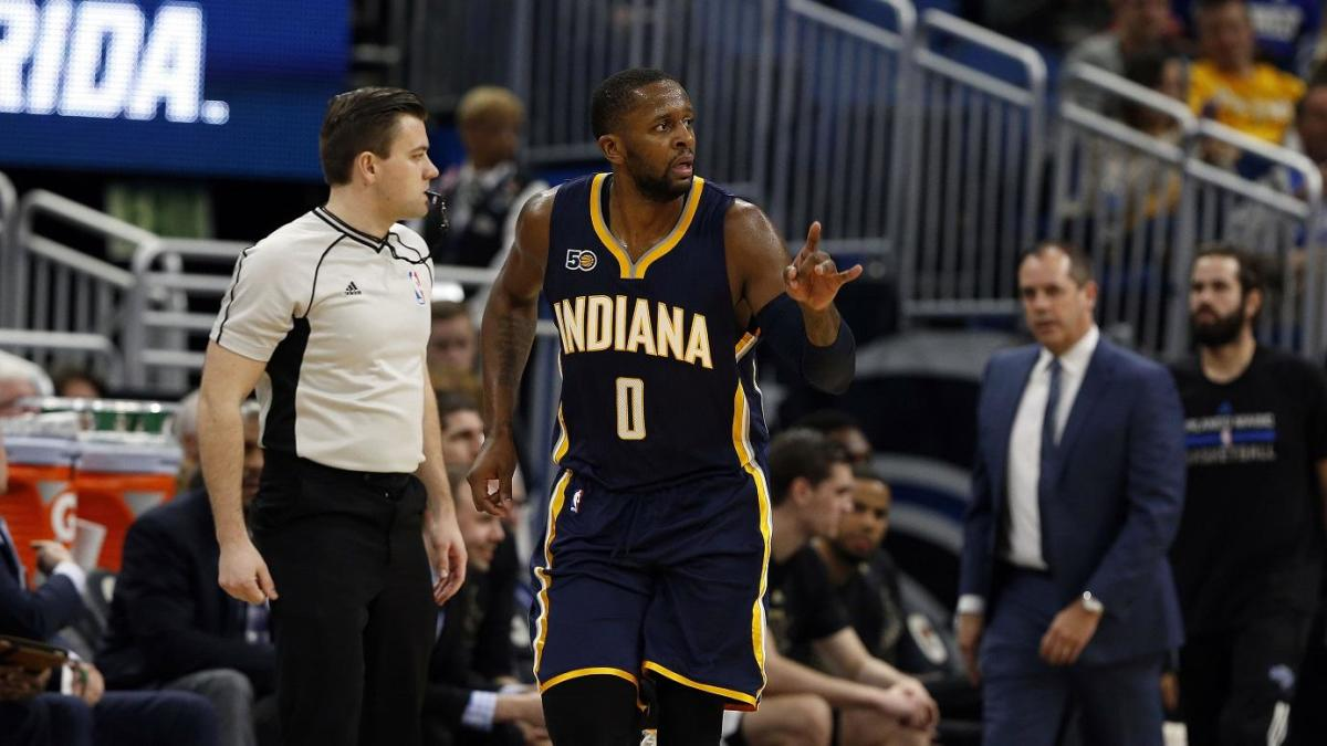 Pacers' C.J. Miles to decline player option and become an unrestricted free agent
