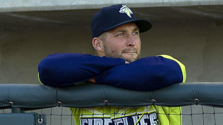 Tim Tebow lands a promotion: The Mets plan to send him to High Class A in Florida