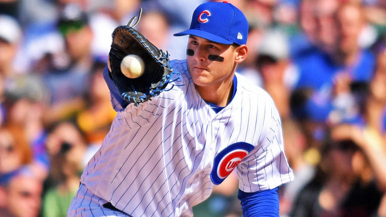 LOOK: Anthony Rizzo uses Cubs' off day to share news of ...