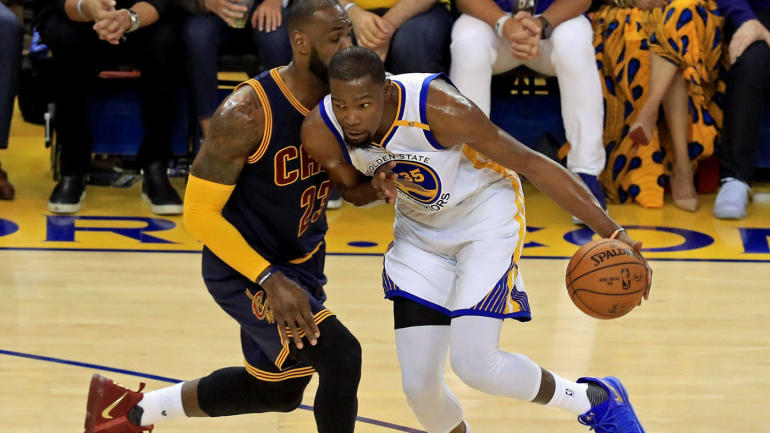 Warriors vs. Cavs: How to watch, live stream NBA Finals ...