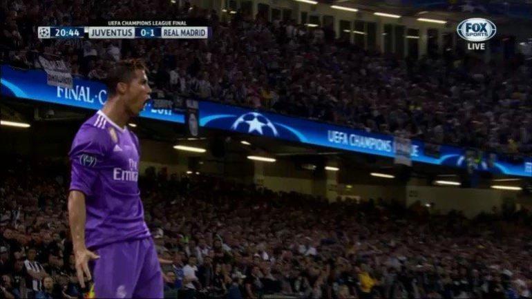 Real Madrid vs. Juventus goal highlights: Ronaldo scores ...