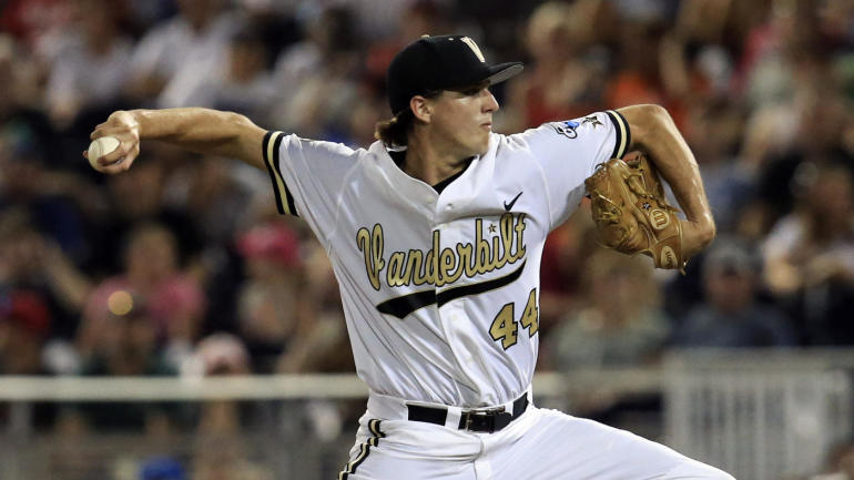 2017 MLB First Round Mock Draft: Vandy right-hander goes No. 1 overall to Twins
