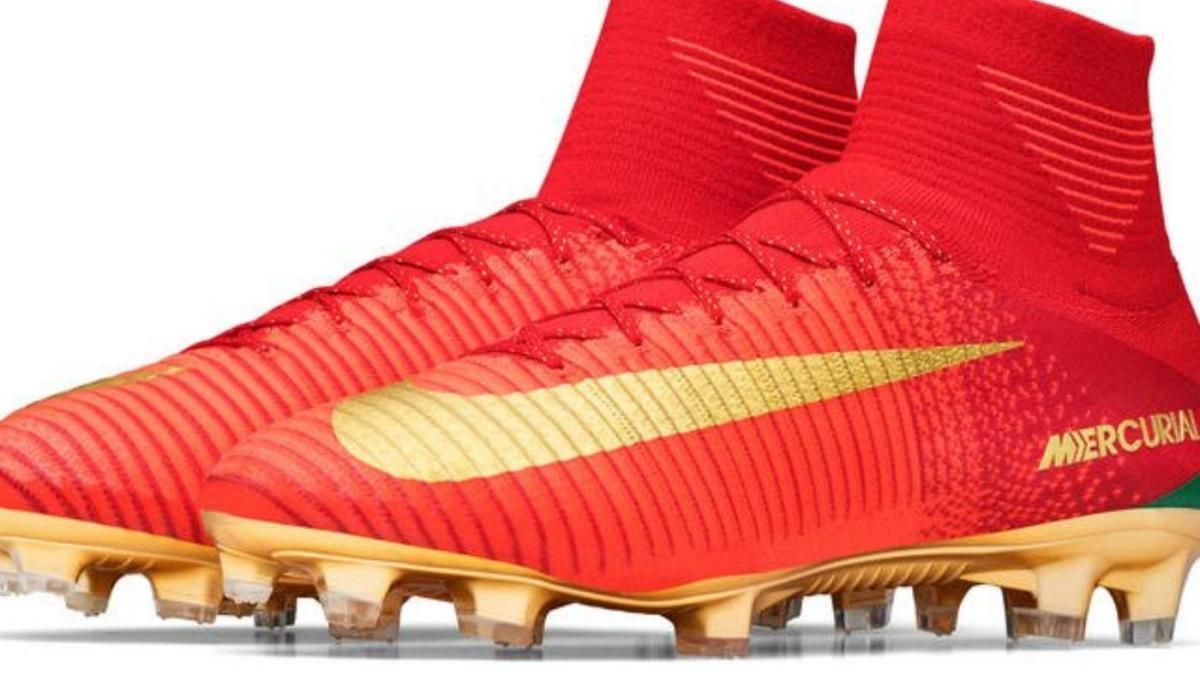 LOOK: Cristiano Ronaldo's sick new Nike