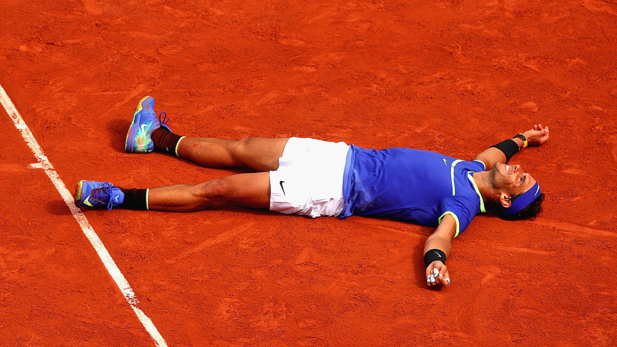 2018 French Open Odds Picks Predictions Red Hot Tennis Expert Says Rafael Nadal Primed For An Upset Cbssports Com