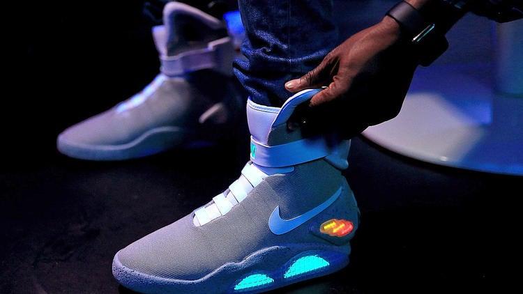 the Future' Nike Air Mags
