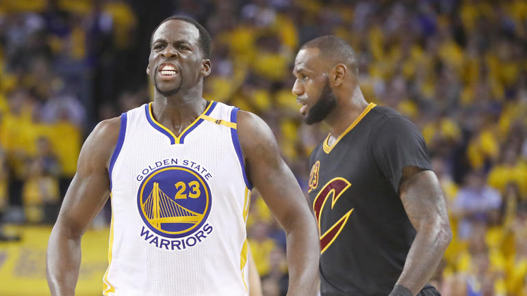 Draymond Green Finds Redemption In Warriors Championship Sealing