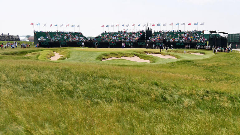 2017 US Open at Erin Hills A breakdown of the golf course hosting