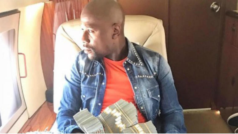 Reports: Mayweather may bet $5M on McGregor fight, his first ever bet on himself