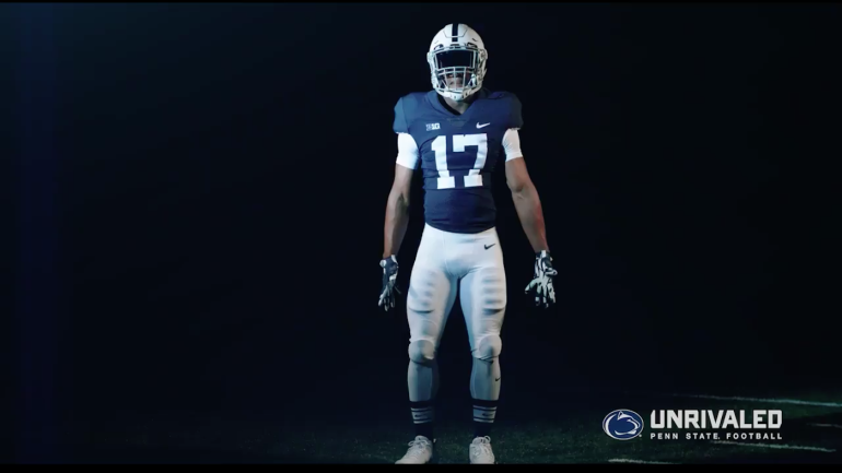 LOOK: Penn State to wear retro uniforms against Indiana ...