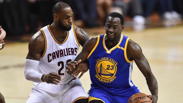 4314f790bb8 NBA 2017-18 Christmas Day Schedule  Warriors-Cavs highlights five-game  slate - CBSSports.com