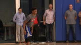 WATCH: Projected No. 1 pick Markelle Fultz works out for the Sixers