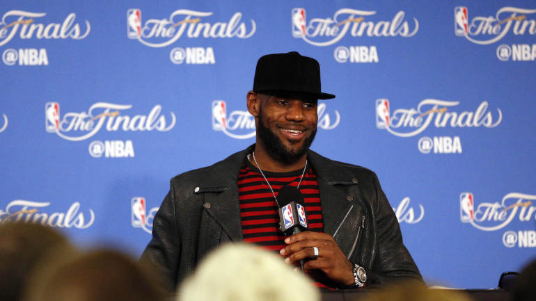 00efce0036a9 Cavs owner Gilbert reportedly didn t consult LeBron James before parting  ways with GM - CBSSports.com
